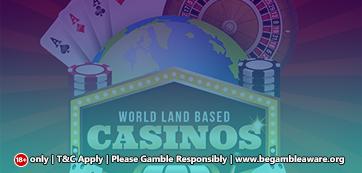 Sind Online-Casinos den landbasierten Casinos überlegen?